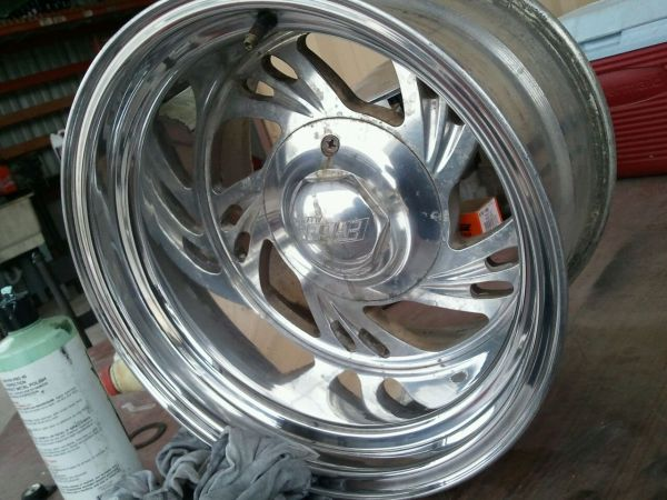 eagle alloy chevy - $400 (mission.tx)