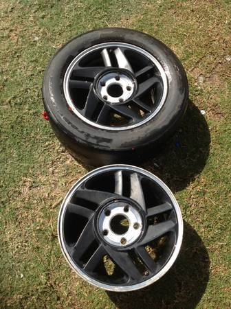 16 Chevy Camaro Wheels OEM 94-02 Factory Trans Am Rims 1994-2002 LS1 - $60 (Weslaco)