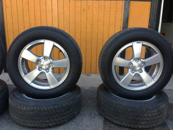 OEM Chevrolet Cruze rims 16 - $1350 (Edinburg)