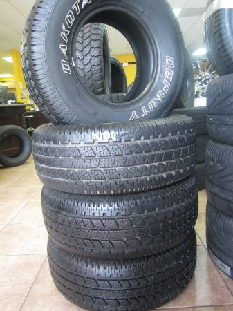 LOPEZ TIRES AND WHEELS - $320 (801 N 23RD HACKBERRY)