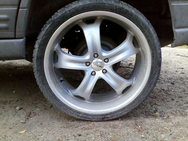 22 BOSS rims for dodge charger chrysler 300c $450 - $450 (Raymondville, Tx.)