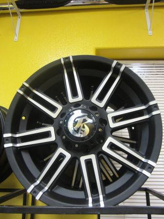 LOPEZ TIRES AND WHEELS (801 N RD 23HACKBERRY)