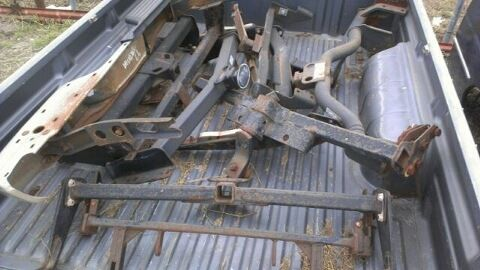 Trailer Hitches side steps SALE, Hurry theyll go FAST ( Harlingen U-Pull)