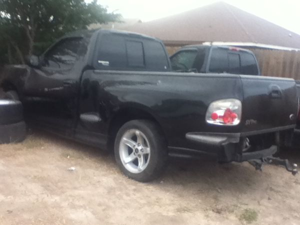 2000 Ford Lightning - FOR PARTS (Pharr)