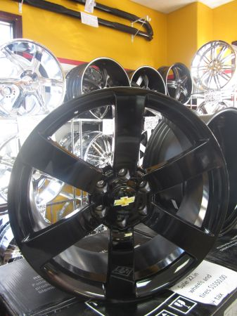 LOPEZ TIRES AND WHEELS - $1550 (801 N 23RD HACKBERRY)