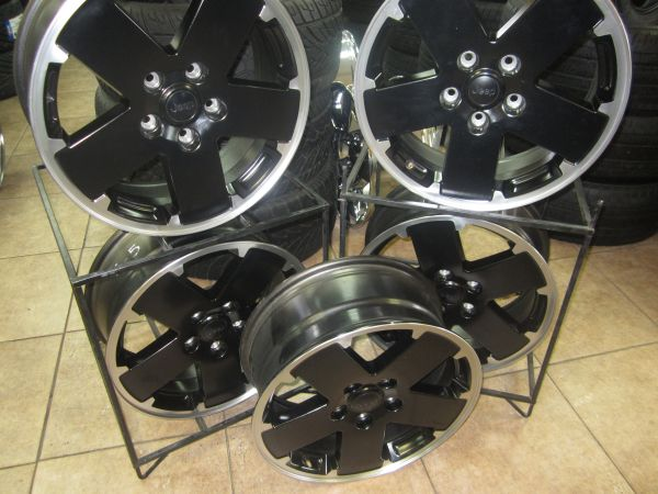 LOPEZ TIRES AND WHEELS - $399 (801 N 23 RD HACKBERRY)