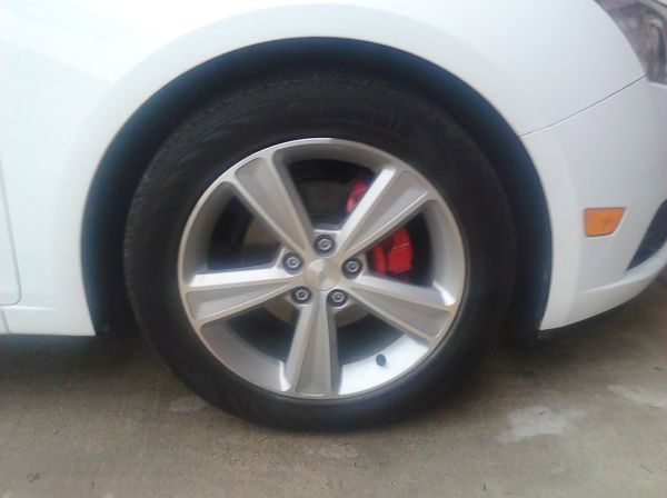 Chevy cruze oem rims 17 - $1300 (Edinburg Tx)