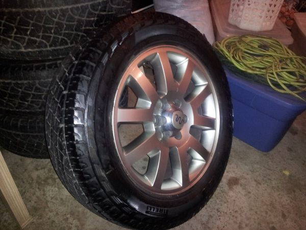 oem rines 20s de ford king ranch y yantas pirelly scorpion mamalones l - $950 (rgv)