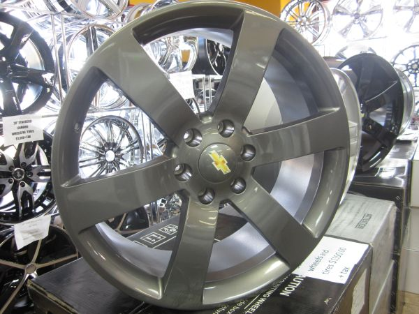 LOPEZ TIRES AND WHEELS - $1550 (801 23 RD HACKBERRY)