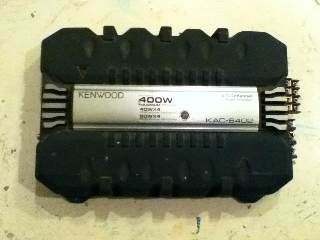 Kenwood Amp (Pharr)