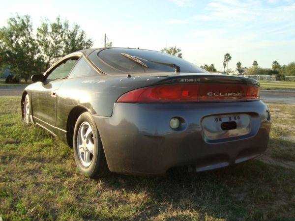 1997 Mitsubishi Eclipse GST Turbo for PARTS, no Motor PARTS, en PARTES - $64 (Brownsville)
