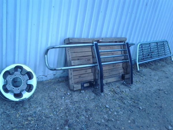 F-250 king ranch rims - $275 (Rio Grande City)
