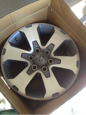 2013 F150 Wheels OEM Factory 18 - $795 (Hidalgo)