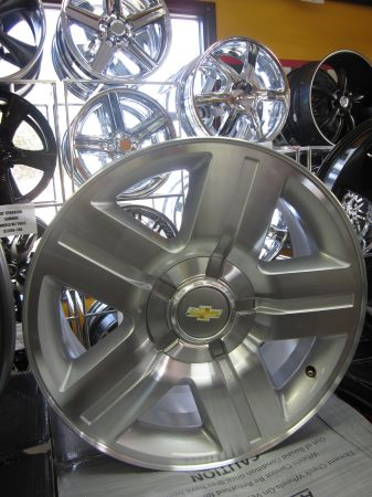 LOPEZ TIRES AND WHEELS - $1498 (801 N 23RD HACKBERRY)
