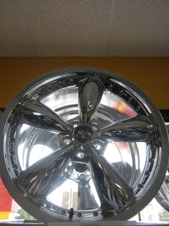 LOPEZ TIRES AND WHEELS (801 N RD23 HACKBERRY)