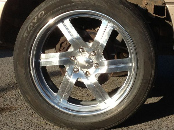 22 Bonspeed Billet Wheels Rims F150 Expedition Navigator - $2500 (Harlingen)
