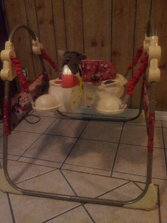 jumperoo horse musical - $35 (mcallen)