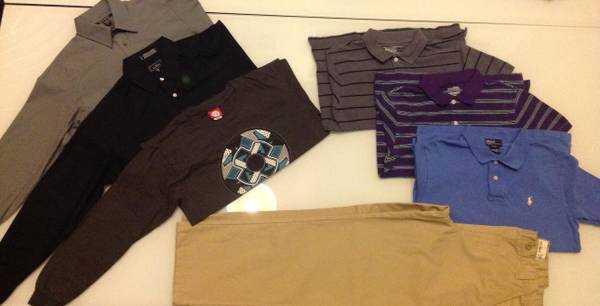Great Deal BOYS CLOTHES (17 items) Size 1416 - $25 (EDINBURG )