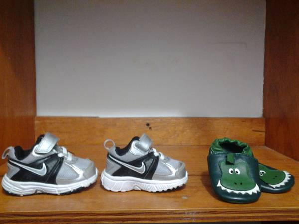 BOY CLOTHES(0-3 ,2t) AND SHOES(2,3) (mcallen)
