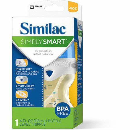 similac baby bottle (NEW) - $5 (mcallen near walmart at the nolana st.)