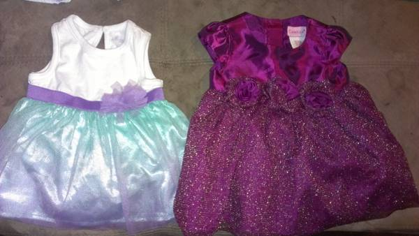baby girl clothes 0-3 months  3months - $1 (pharr)