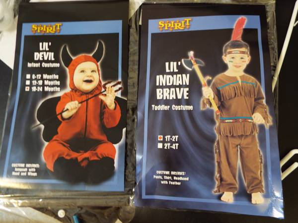 disfraces para halloween costumes - $10 (pharr)