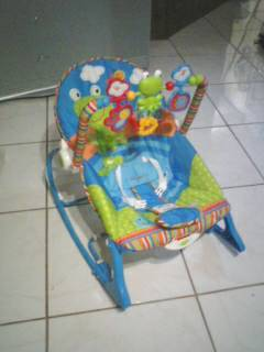 EXCHANGE BABY ROCKER (MCALLEN)