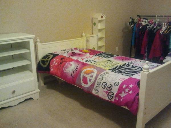 Girls Bedroom set - $250 (Weslaco)