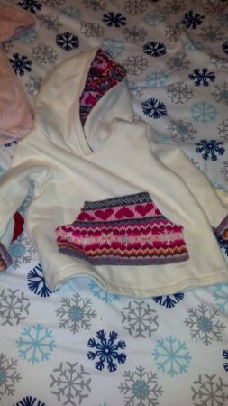 clothes for girl 6-9 mth 4 dresses 1 sweater - $30 (edinburg)