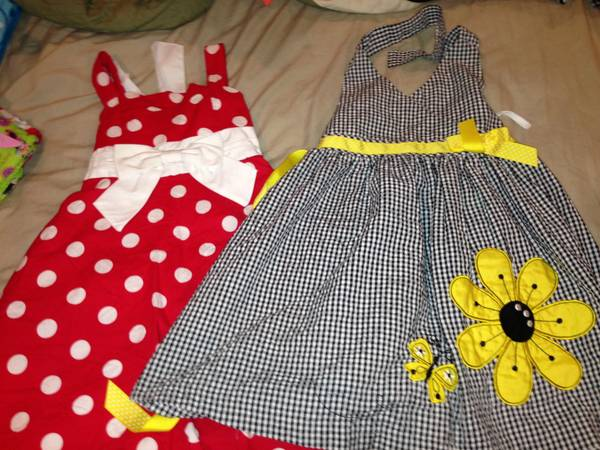 Gap childrens place toddler girl clothes 2t-4t - $3 (Pharr)