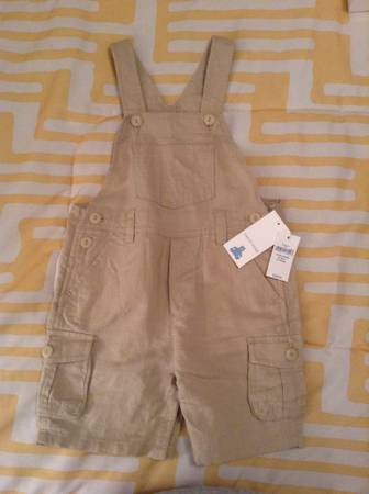 BABY GAP OVERALL FOR BOY (McAllenmission)