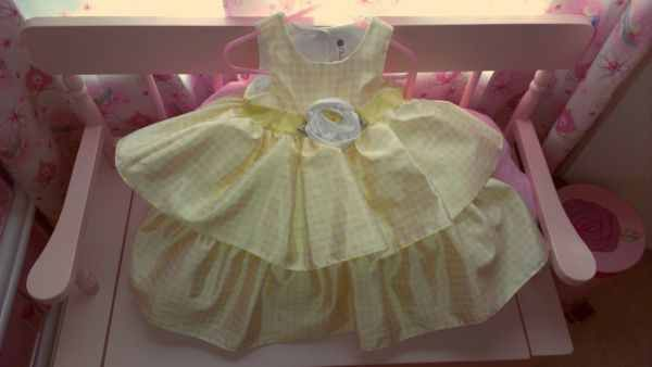 Adorable dress, perfect for Easter or special occasions 24mo. - $10 (mcallen)