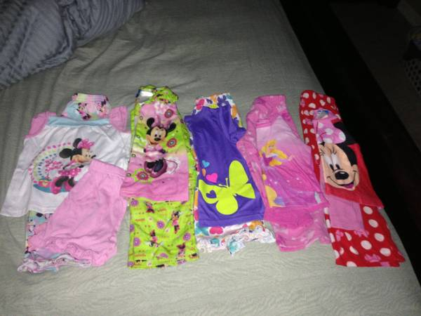 Gap childrens place and more toddler girl clothes 4t - $3 (Pharr)
