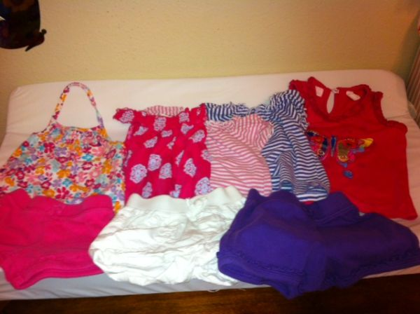 Baby Girl Clothes, Shoes and more - $50