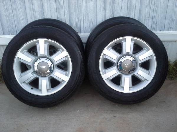 RimS 20Star ORIGINALES Ford F150 KING RANCH 2008 al 20013  - $9 (Mission Texas)