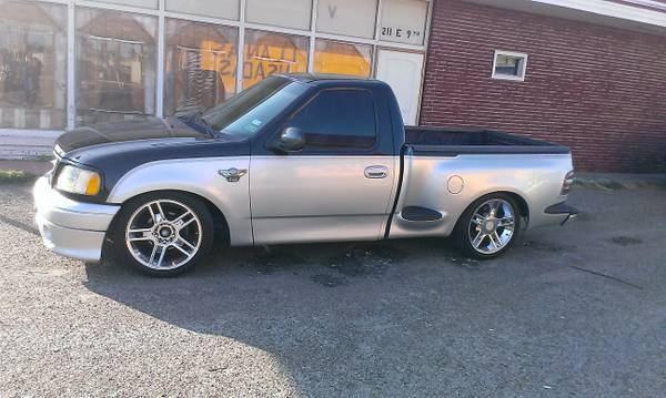 99 ford f150 cloned like harley davidson - x00245500 (mission)