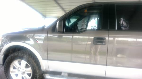 2004 FORD F 150 TITULO LIMPIO ENGANCHE 2,000