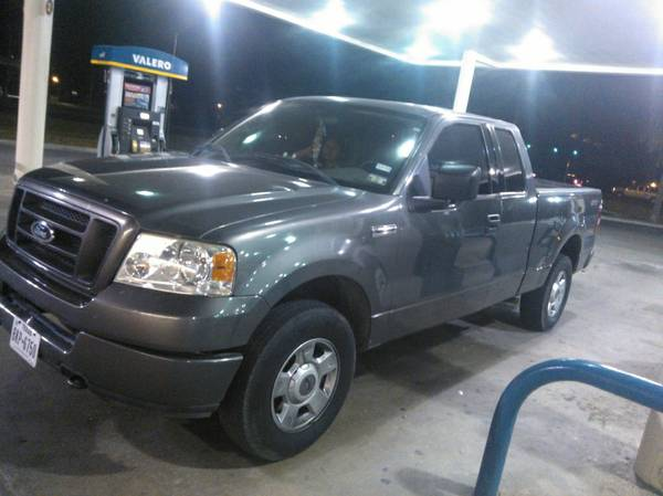 2004 FORD F150 4X4 Cabina y Media (obo) - $6300 (Mission tx)