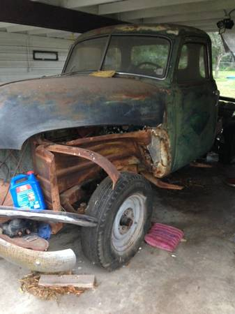 1950 Chevy Truck - $2900 (Mid Valley)