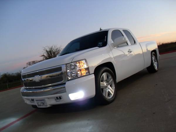 Lowering Kits for gm trucks 2007-2012 (Espinos Tires and Auto Service in Elsa)