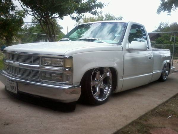 chevy 94 - $4900 (mission)