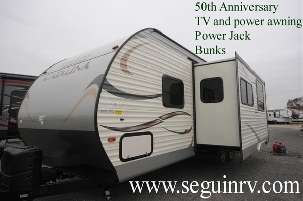 $19,995, 2014 Coachmen Catalina 273DBS 50TH Anniversary Travel Trailers