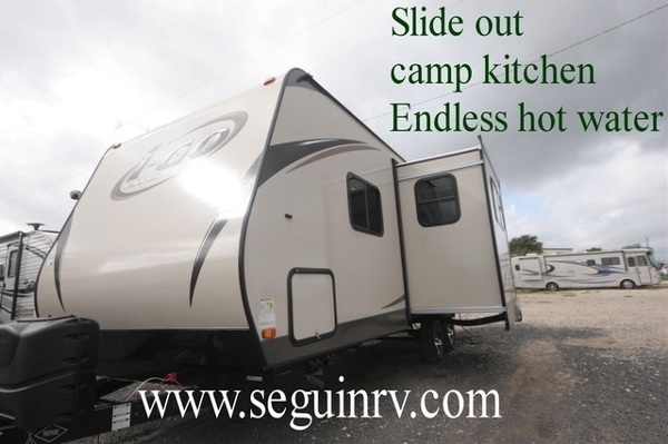 $22,995, 2014 EverGreen I-Go G236RBK Travel Trailers