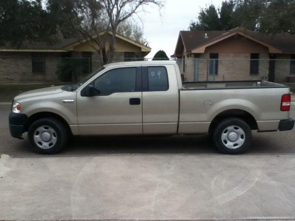 Ford F-150 cabina y media 2008 - $9999 (mission tx)