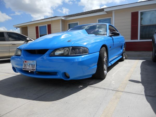 98 Mustang GT Cobra Clone REDUCED - $3500 (Brownsville)