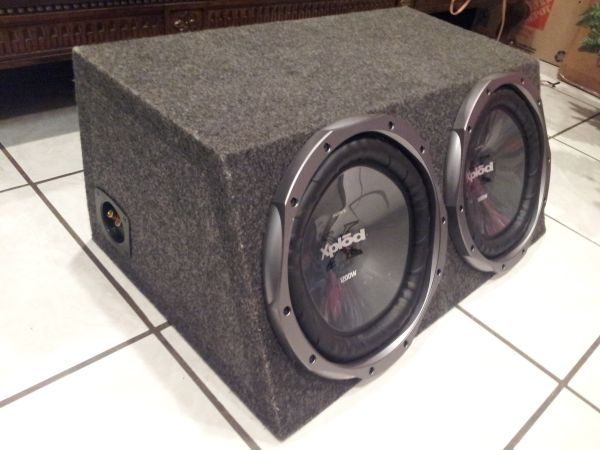 12 Xplod 1200W speakers- with stareo  - $180 (weslaco)