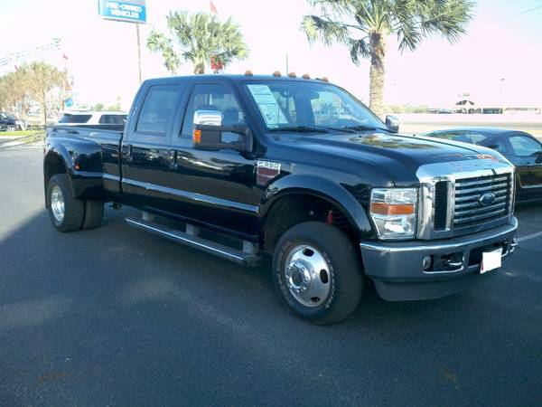 2010 Ford F350 FX4 Dually LARIAT (Mcallen, TX)
