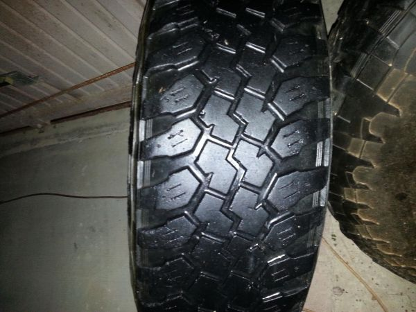 rims and good tires xmt mudder buckshot from chevy - $300 (roma - rio grande)