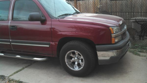 04 chevy extended cab - $6000 (Mc Allen)