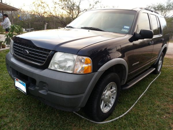 2002 Ford Explorer 4.0 V6 EXCELLENT CONDITIONS - $4200 (Starr County)